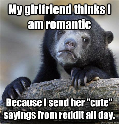 Cute Memes To Send Your Girlfriend - cute memes for your gf image memes at relatably com