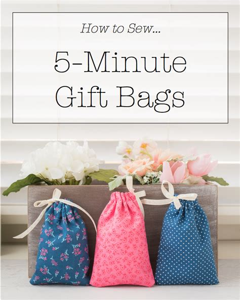 How To Make A Small Gift Bag Out Of Paper - 5 minute gift bags 187 loganberry handmade