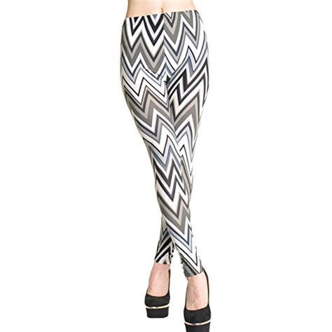 zig zag pattern leggings angelina graphic patterned leggings 018 zig zag