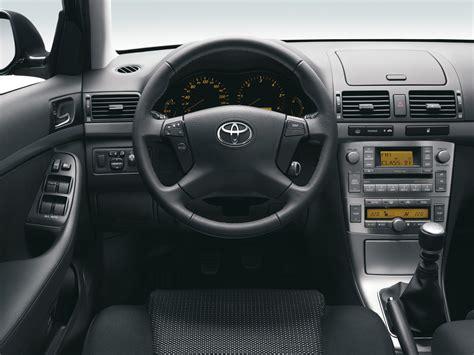 Toyota Avensis 2006 Interior by Toyota Avensis Wagon Specs 2006 2007 2008 Autoevolution