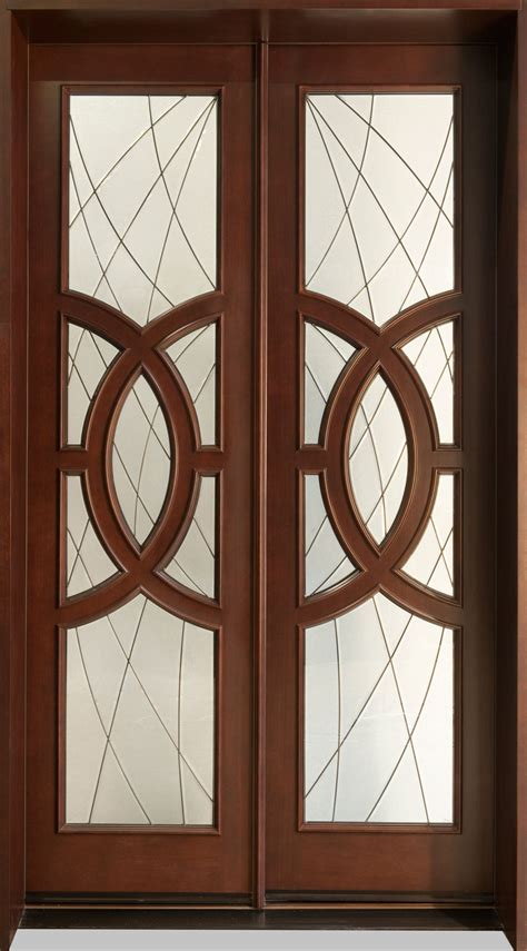 Custom Wood Exterior Doors Custom Transitional Wood Front Doors In Highland Park Illinois Shore Gallery Glenview