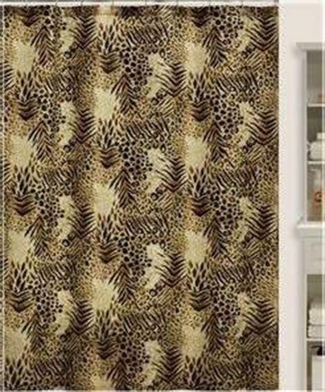 safari shower curtains com safari shower curtain brown tan 72x72