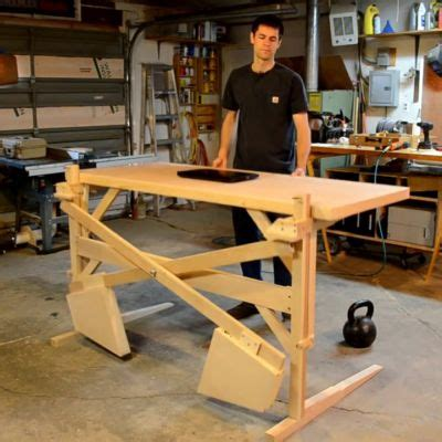 Diy Adjustable Desk 25 Best Ideas About Standing Desks On Standing Desk Height Sit Stand Desk And