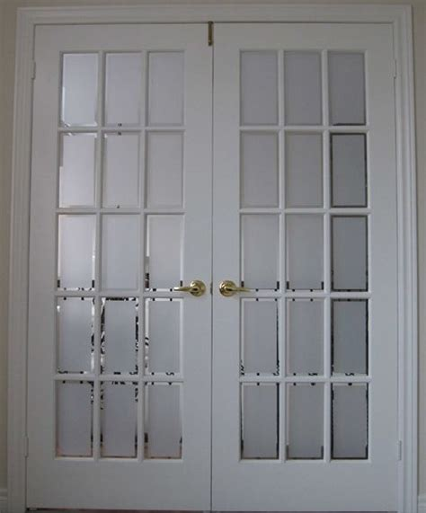 interior doors with frosted glass panels interior doors with frosted glass design ideas