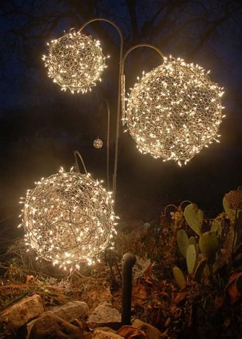 lights outdoor decorations 25 unique lights ideas on white