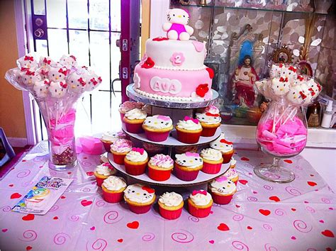 themes for kitty party hello kitty birthday party theme party ideas pinterest