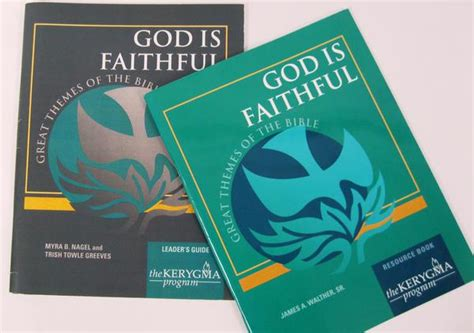 god of creation leader kit a study of genesis 1 11 books god is faithful leader kit kerygma program bible study
