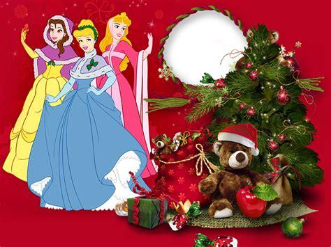 imagenes de navidad disney marcos gratis para fotos disney navidad png