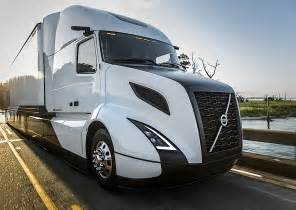 Volvo Truck Volvo S Supertruck Improves Freight Efficiency By 88