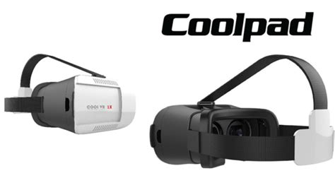 Headset Coolpad coolpad vr 1x headset launched as cheapest vr headset for
