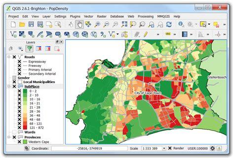 tutorial atlas qgis qgis population density spatial modelling solutions