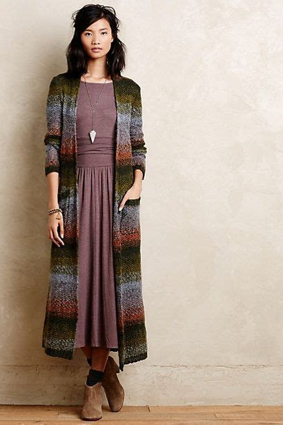 Daster Ombre ombre stripe duster by sleeping on snow fashion