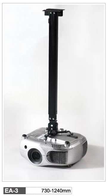 Motorised Projector Ceiling Mount by Projector Mount At Just Projectors Ceiling Wall Motorised