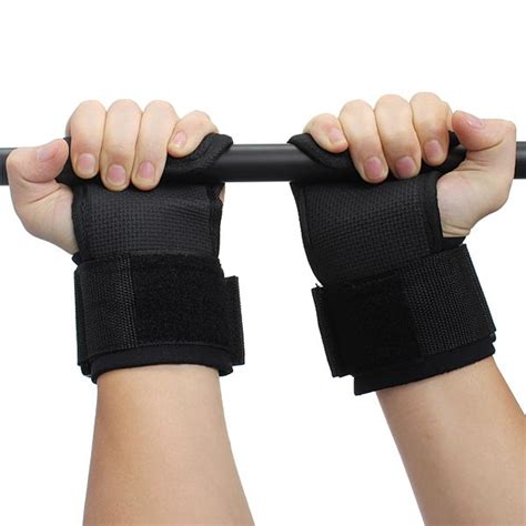 Wrist Band Lifting Support Fitness Tali Beban sports weight lifting wrist support protector alex nld