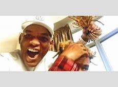 PICS: Will Smith chops off Jaden's hair for new movie ... Juice Movie Haircut