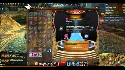 gw2 fractal capacitor recipe gw2 fractal capacitor infused 28 images guild wars 2 hd how to craft a free ascended back p