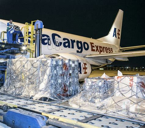 air freight services pos logistics