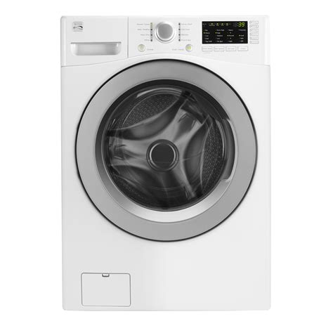 kenmore 41262 4 5 cu ft front load washer white