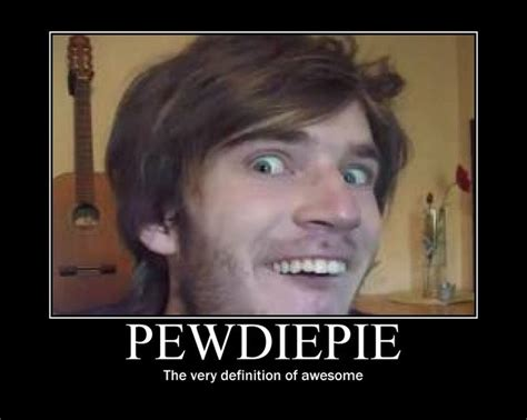 Pewdiepie Meme - pewdiepie memes pewdiepie motivational poster by