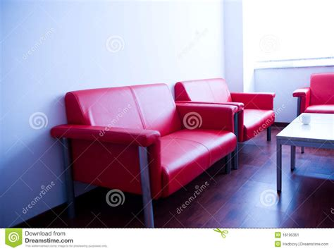 sofa waiting room sofa in waiting room stock image image 16195351
