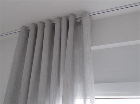 gardinenschiene fur krauselband wand oder deckenmontage tuchf 252 hlung ihr