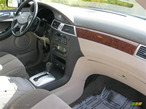 Chrysler Pacifica 2004 Interior by Light Taupe Interior 2004 Chrysler Pacifica Standard