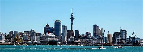 google map  auckland  zealand nations  project