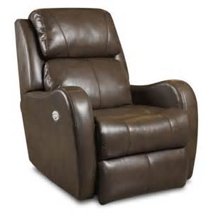 Southern Motion Power Recliner by Southern Motion Recliners Siri Lay Flat Recliner With