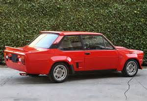 Fiat 131 Abarth Rally 1976 Fiat 131 Abarth Rally Specifications Photo Price