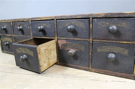 Set Of Drawers by 19th Century Set Of Apothecary Drawers Antiques Atlas