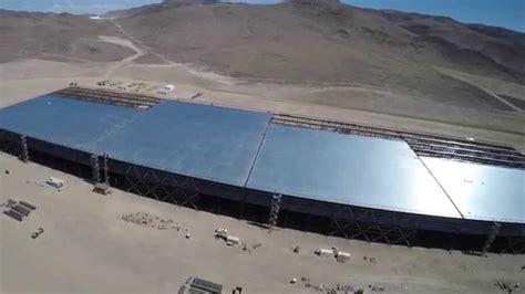 Tesla Motors Megafactories Tesla Gigafactory In 4k April 18 2015
