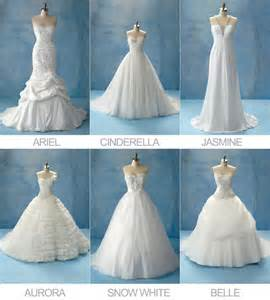 disney wedding dress disney princesses wedding dress collection by alfreda angelo the one really don t