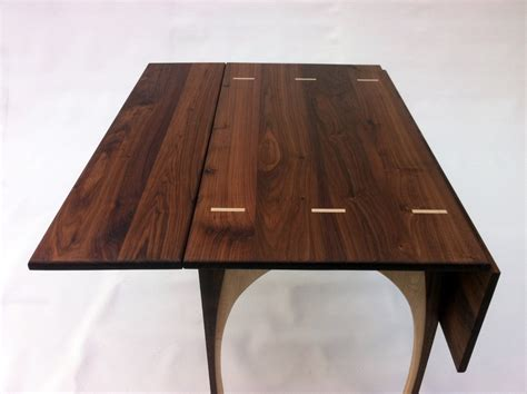 Drop Leaf Dining Table Seats 8 Drop Leaf Dining Table Solid Walnut 48 Inches Square Seats 8 Contemporary Modern Lines