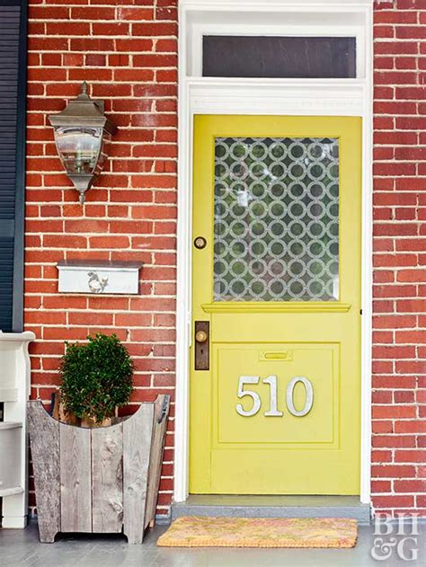 dos  donts  choosing  front door color