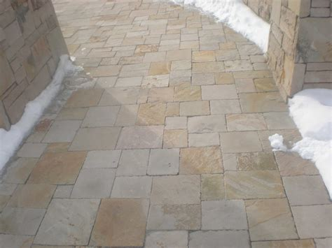 Patio Pavers Utah Utah Sandstone Pavers Salt Lake City By Npw Masonry