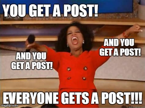 Post Excitement by Oprah Memes Image Memes At Relatably