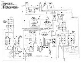 electric ovens electric oven wiring diagram