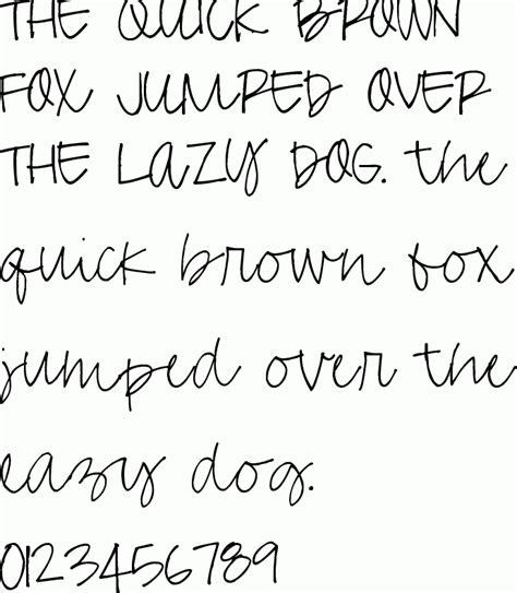 printable cursive fonts free cursive stencil fonts wow com image results