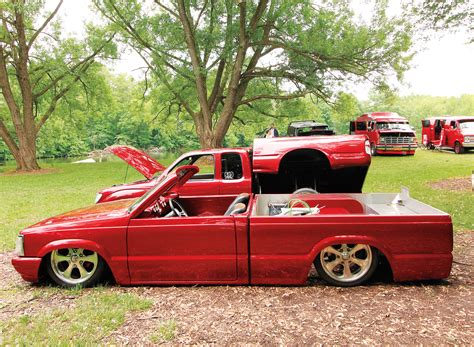 Bagged Toyota Truck Bagged And Chopped Toyota Photo 4