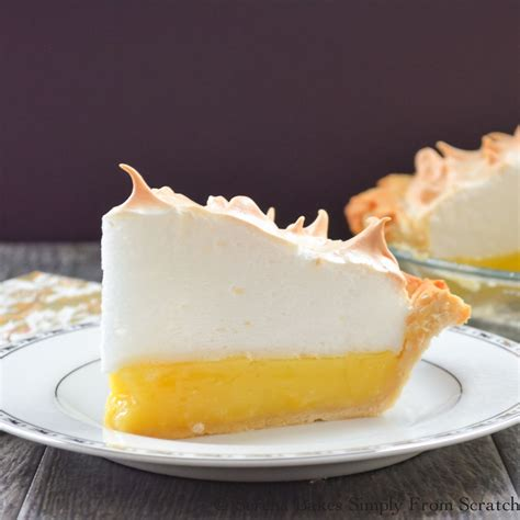 lemon meringue pie sundaysupper