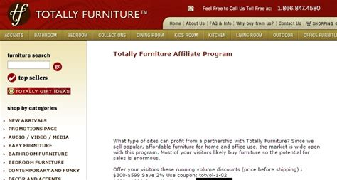 totally discount code 30 totally furniture coupon code save 20 w promo code