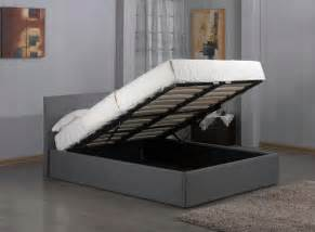 Single Ottoman Bed With Mattress Mw Fusion 3ft Single Ottoman Bed