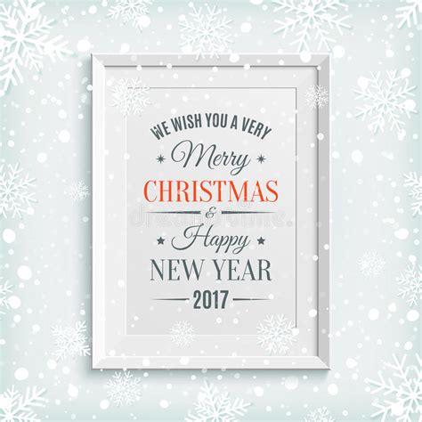 merry christmas  happy  year  stock vector illustration  design