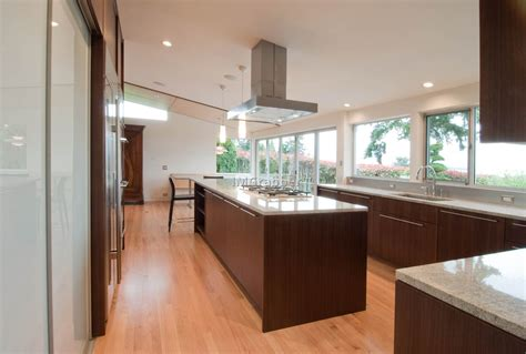 wood and stainless steel kitchen island how to apply a contemporary kitchen ideas with stainless steel kitchen