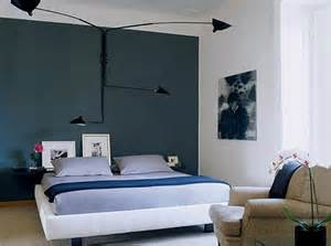 Bedroom Paints Designs Delectable Bedroom Accent Wall Color Design By Cool Black Arrow Accessories Decor Idea And