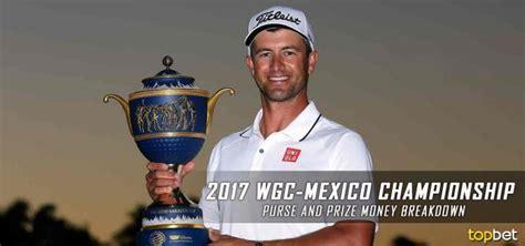 honda classic purse breakdown tagged as 2017 wgc mexico chionship sports betting