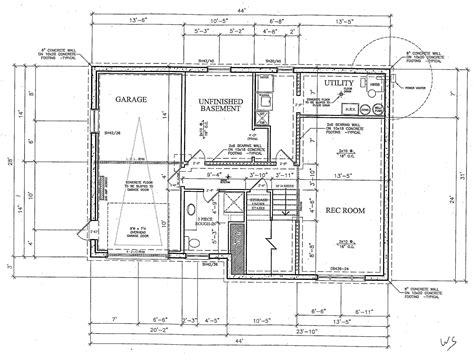 basement layout plans how to layout a basement design home decoration live