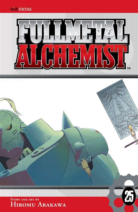 Fullmetal Alchemist Vol 25 by Fullmetal Alchemist Vol 25 Book By Hiromu Arakawa