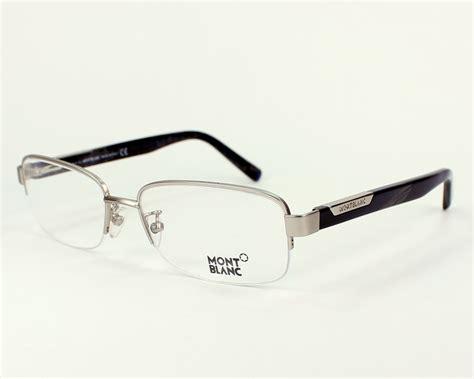 lunettes de vue mont blanc mb430 v 017 56 visionet