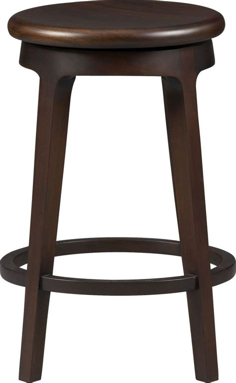 Bar Island Kitchen simple lines warm mahogany and a 360 degree swivel seat